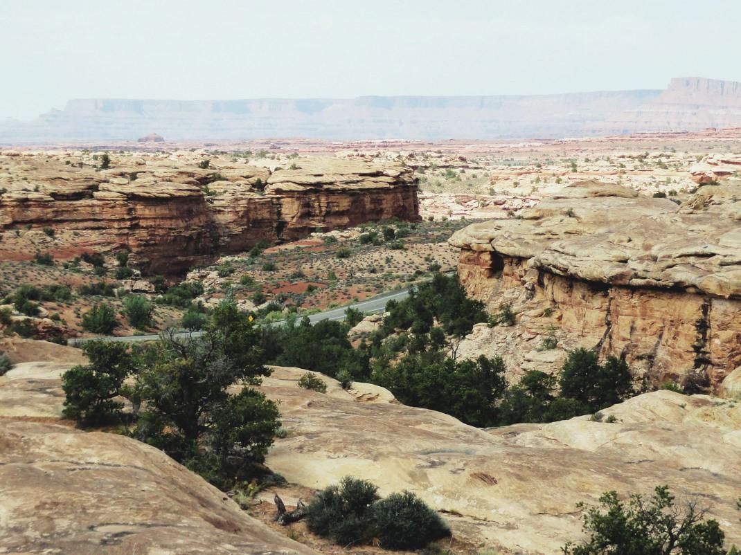 Okolice Moab, Utah