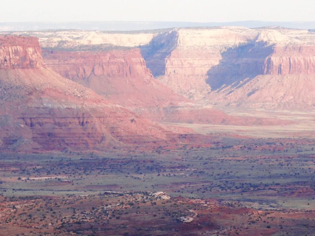 Needles, Canyonlands