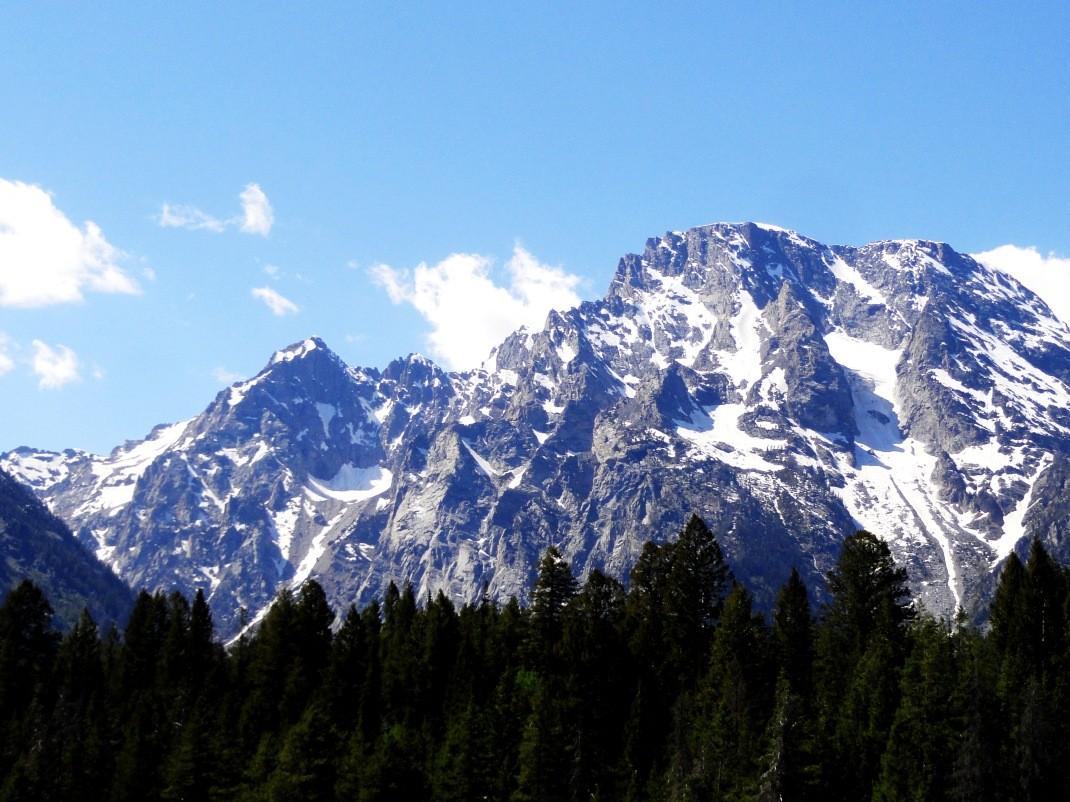 Grand Teton National Park. Jackson Hole