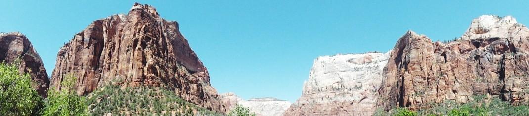 Panorama Zion