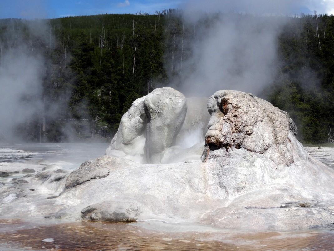 Co zobaczyć w Yellowstone