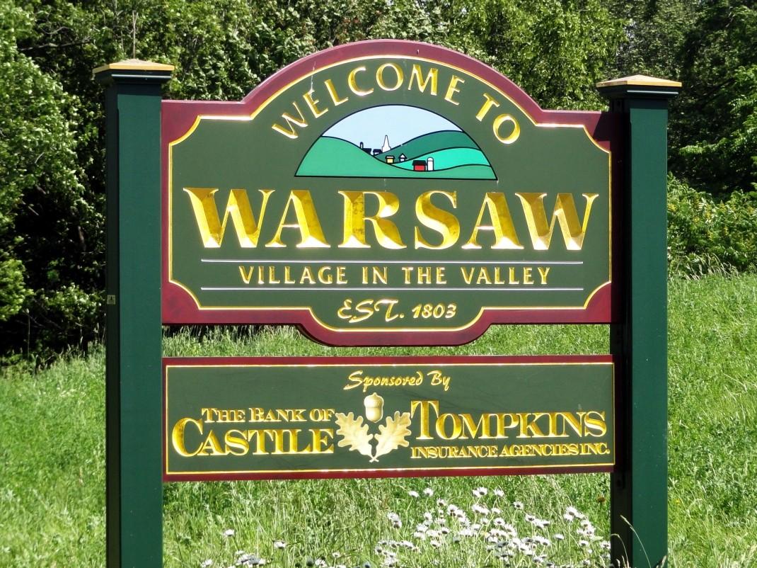 Warsaw, NY