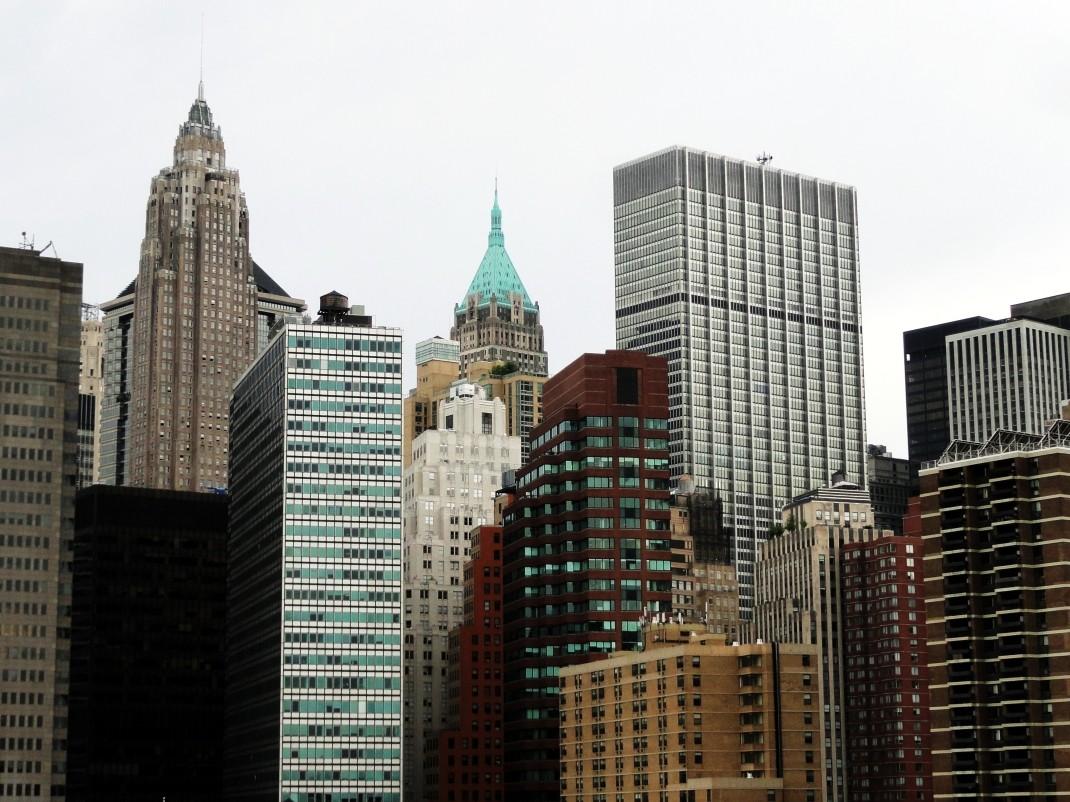 Spacerując po Nowym Jorku