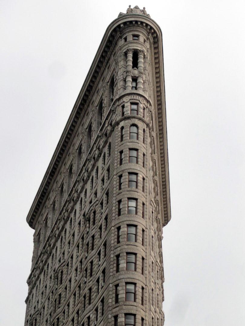Nowy Jork. Flatiron
