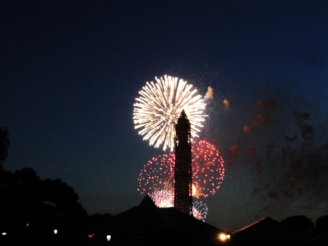 Niech się święci 4 lipca, czyli fajerwerki w Waszyngtonie
