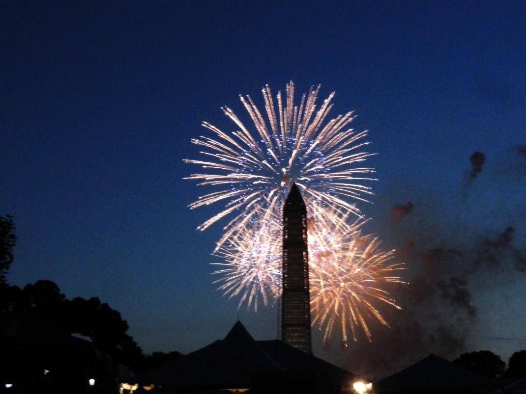 Dzień Niepodległości w Waszyngtonie