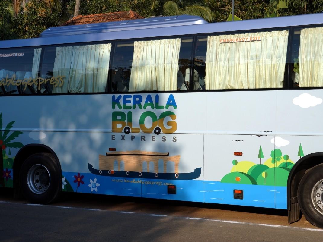 Witamy w Kerali!