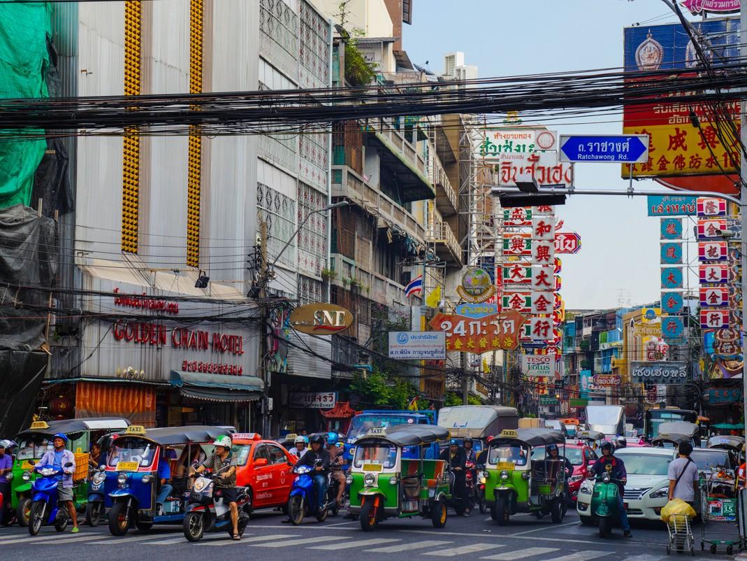 Ucieczka z Bangkoku