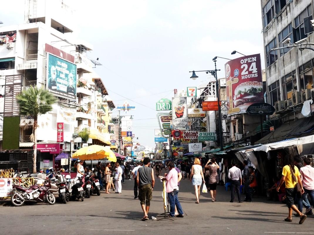 Bangkok. Khao San
