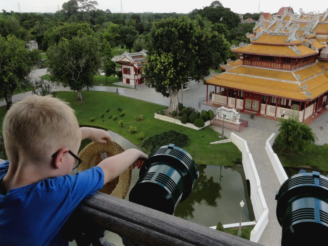Pałac Bang Pa-In
