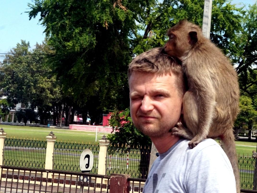 Lopburi. Miasto małp