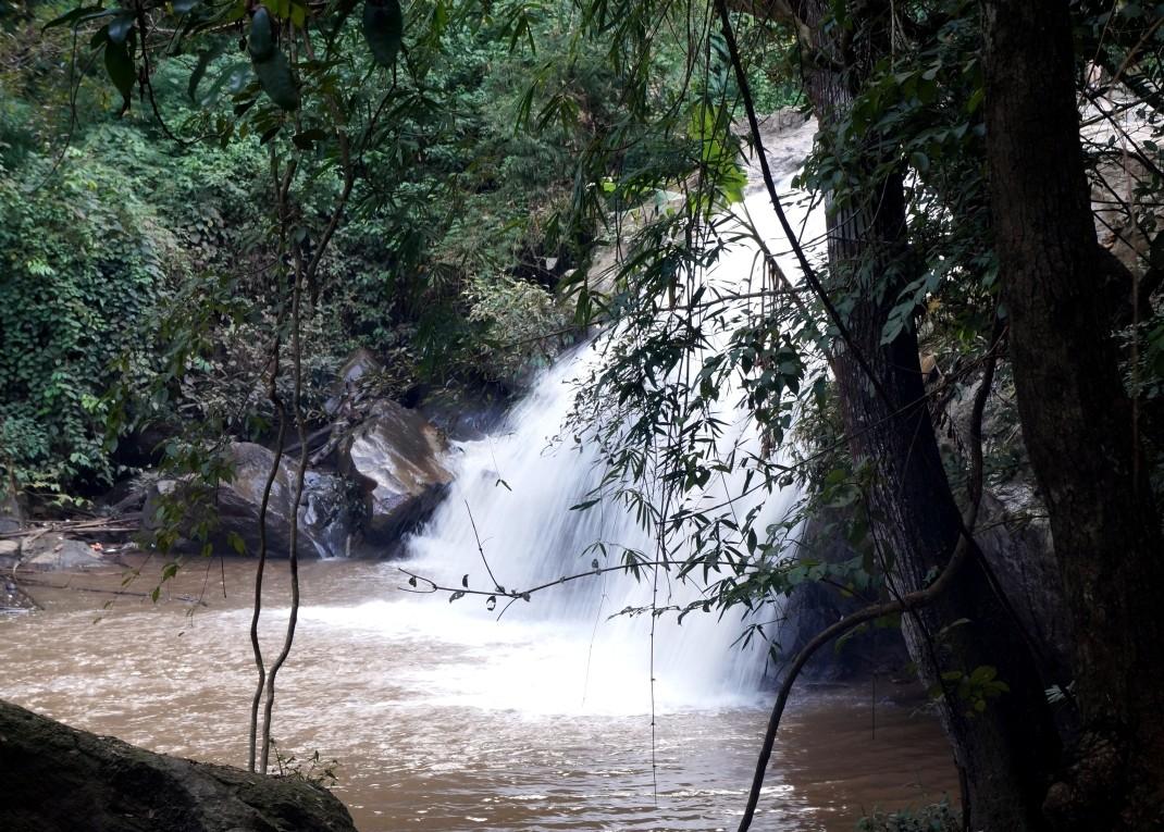 Wodospady Mae Sa na Pętli Samoeng