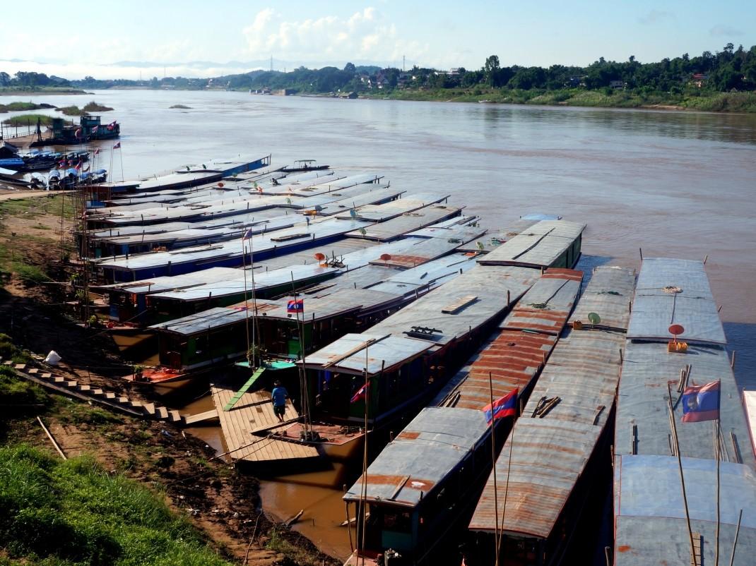 Dwa dni na falach Mekongu