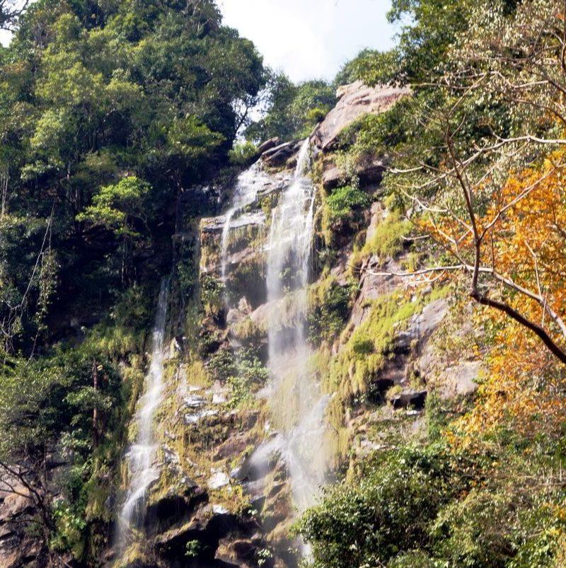 Pętla Thakek: dzień 5, czyli 1 wodospad i 100 kilometrów