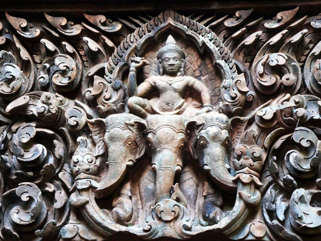 Skuterem z Pakse – Wat Phu