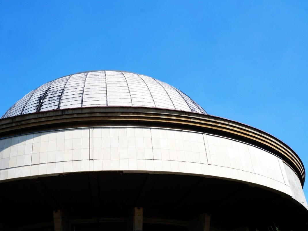 Planetarium - obowiązkowy przystanek w Parku Śląskim z dziećmi