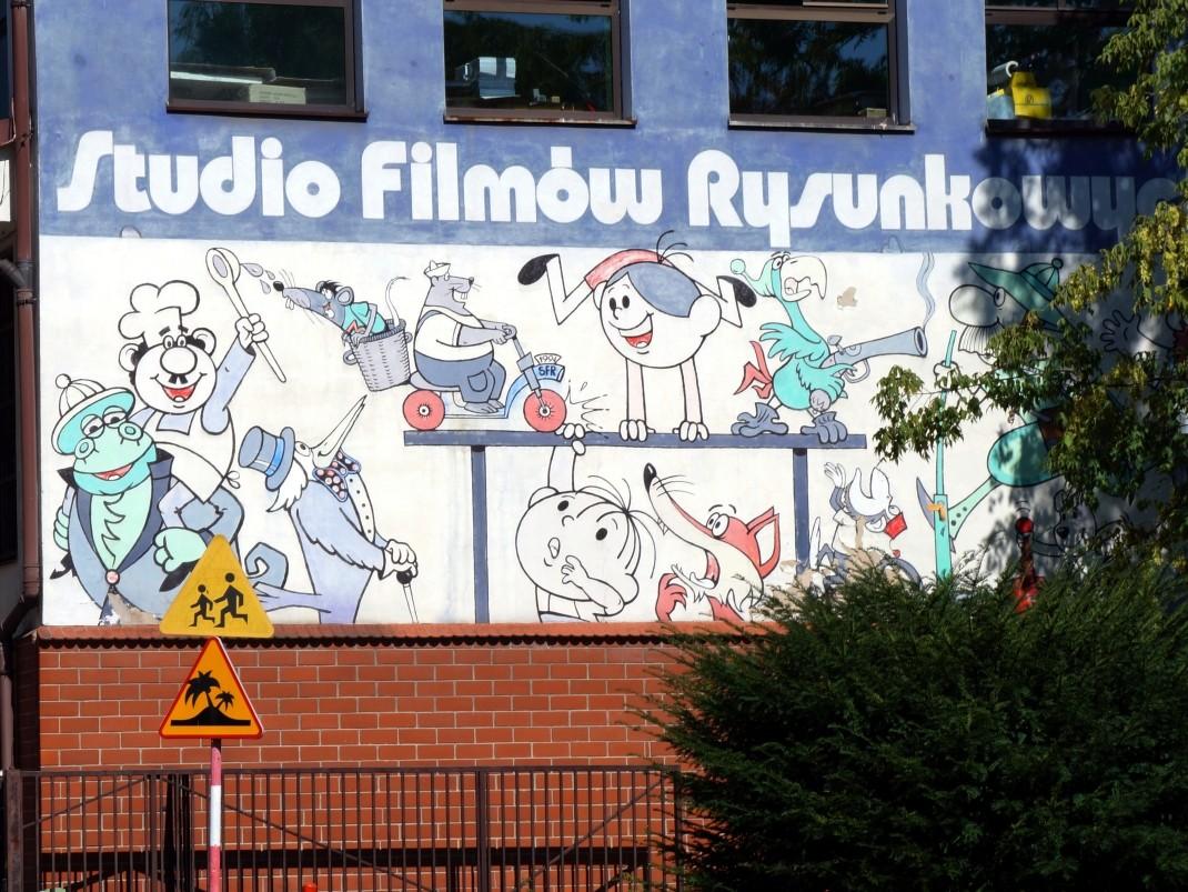 Bielsko-Biała. Studio Filmów Rysunkowych