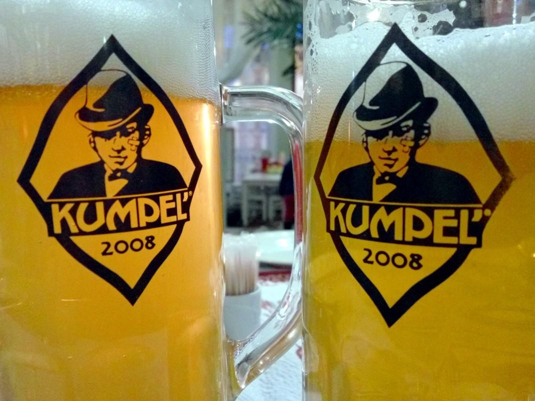 Lwów. Dobre piwo od Kumpla