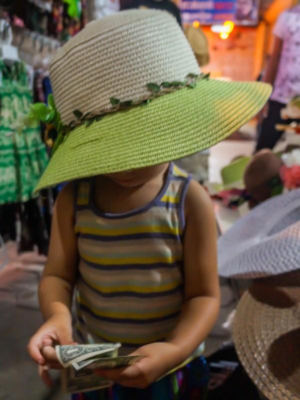 Ile dać pieniędzy dziecku na wyjazd