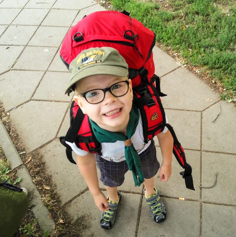 Kiedy wysłać dziecko na pierwszy samodzielny wyjazd?