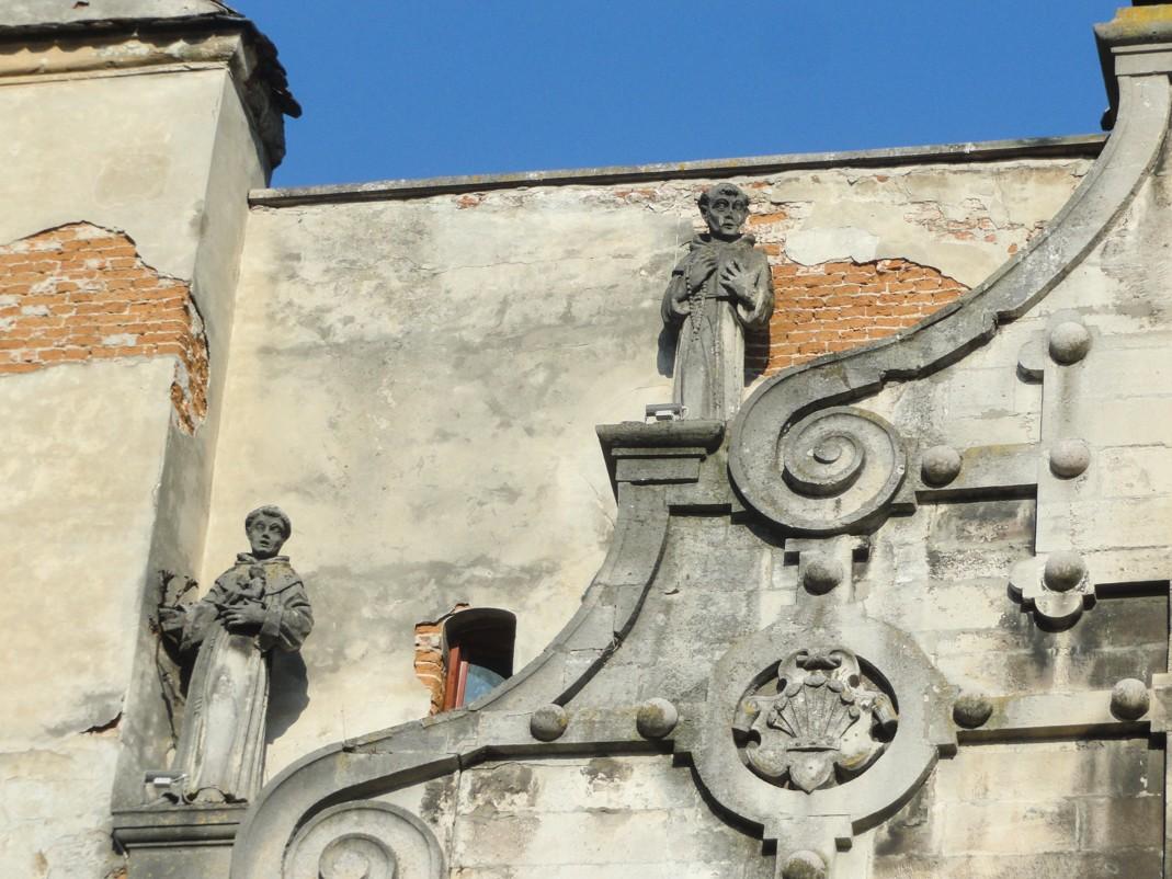Lwów. Kościół Bernardynów
