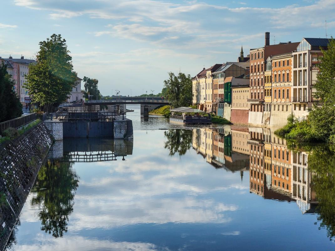 Atrakcje Opola - Opolska Wenecja