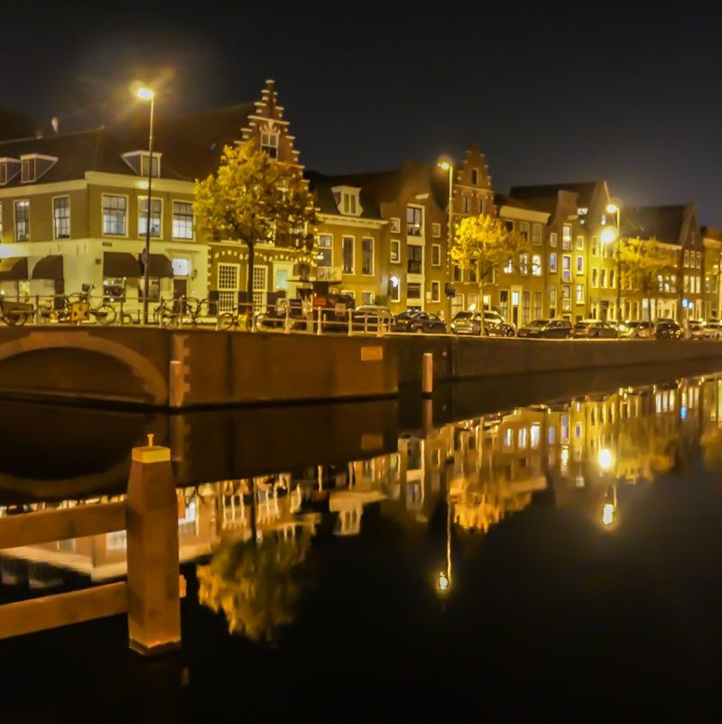 Haarlem, czyli Amsterdam bez ludzi