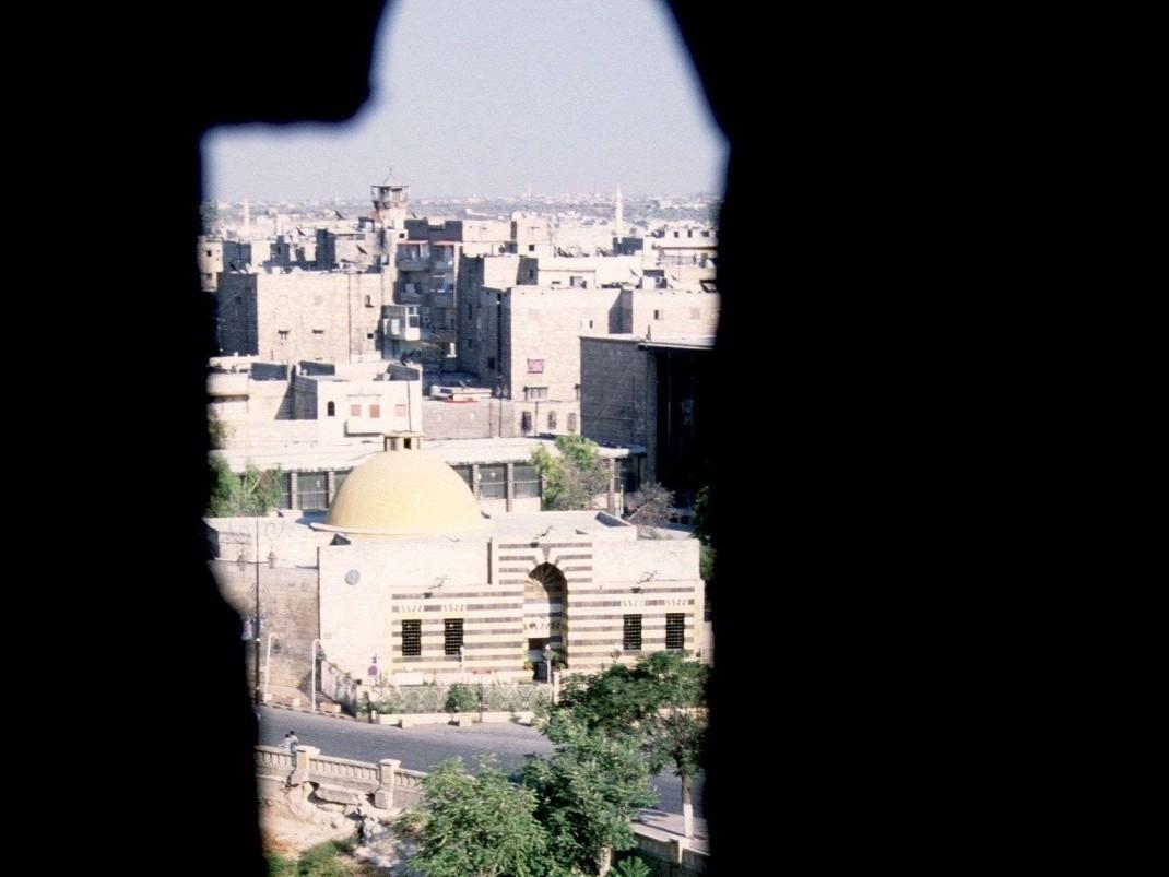 Aleppo. Pocztówka z nieistniejącego miasta