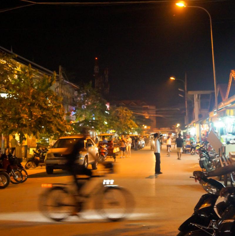 Cywilizacyjny skok. Poipet – granica Kambodży z Tajlandią