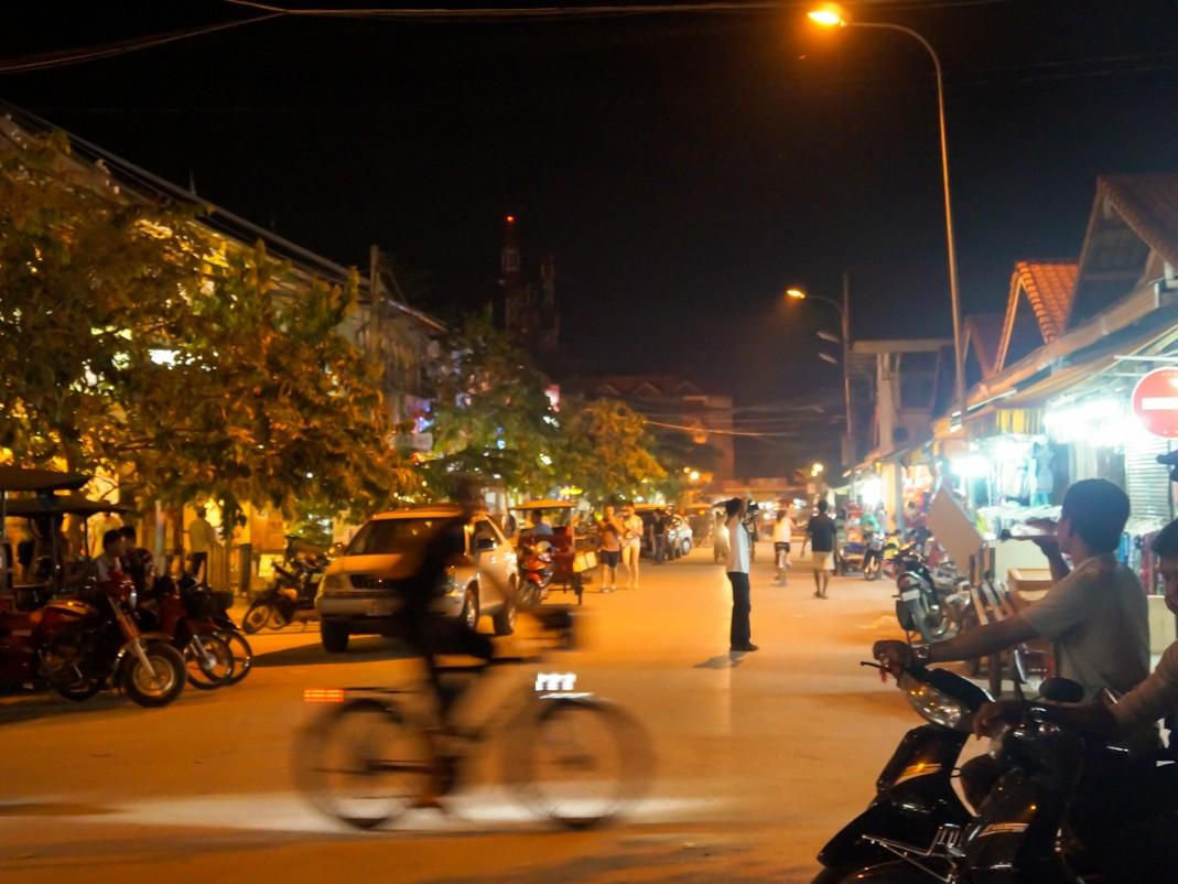 Cywilizacyjny skok. Poipet - granica Kambodży z Tajlandią