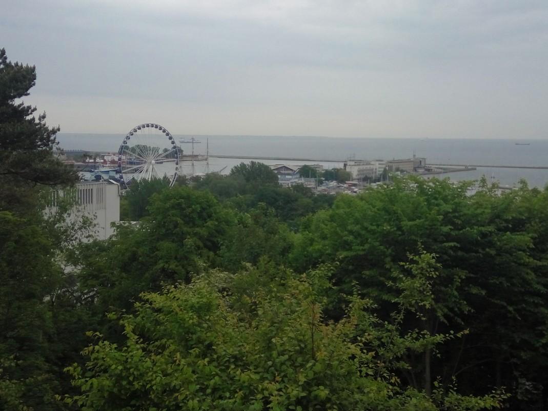 Gdynia. Kamienna Góra.
