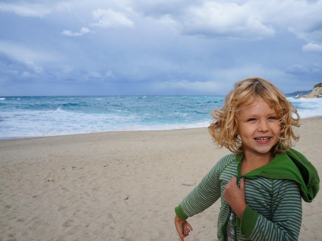 Kalabria. Plaża