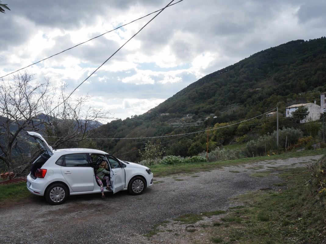 Wynajem samochodu w Kalabrii