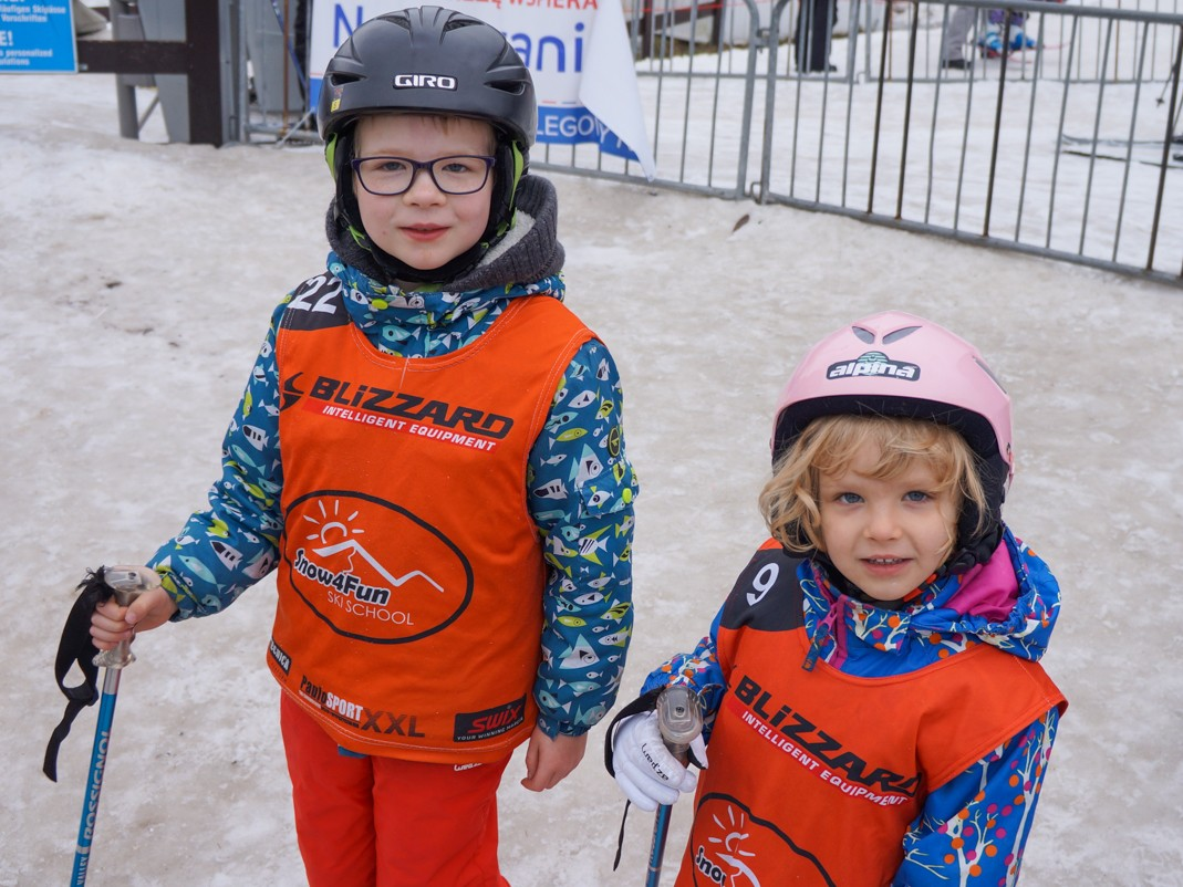 Przedszkole narciarskie, czyli pomysł na ferie z dziećmi