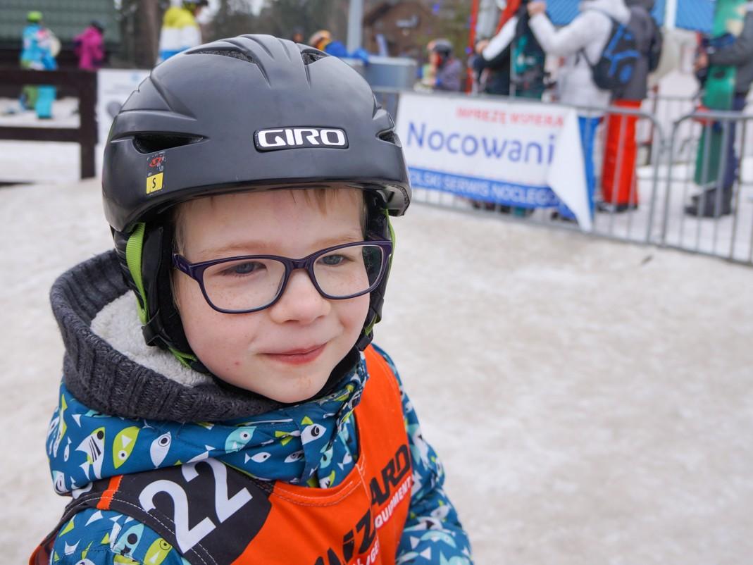 Pierwszy wyjazd na narty. Przedszkole narciarskie w Szklarskiej Porębie