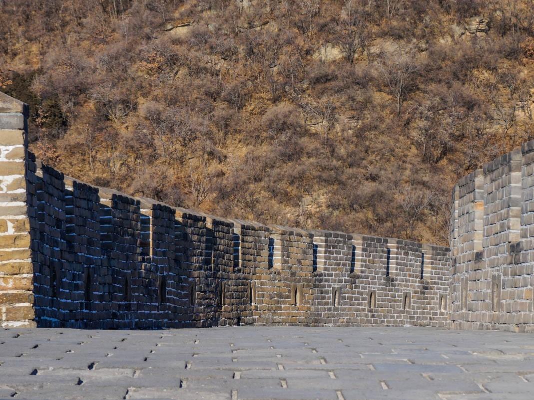 Przesiadka w Pekinie. Mutianyu - Wielki Mur Chiński