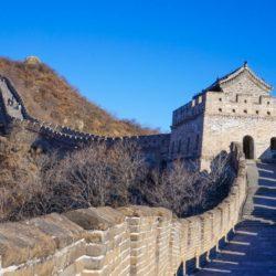 Przesiadka w Pekinie i Wielki Mur