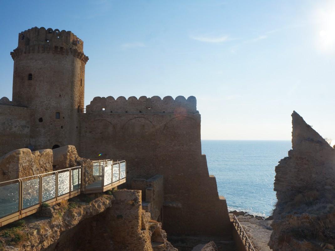 Le Castella. Wschodnie wybrzeże Kalabrii