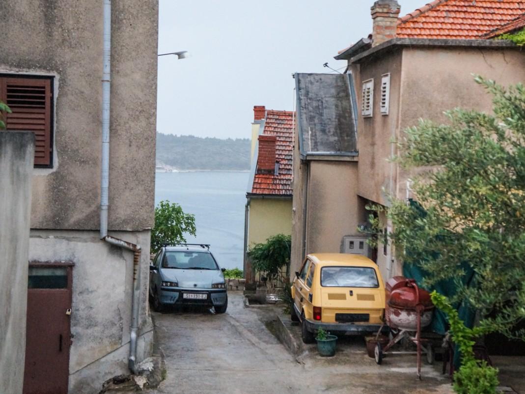 Samochodem do Chorwacji. Parkowanie po chorwacku