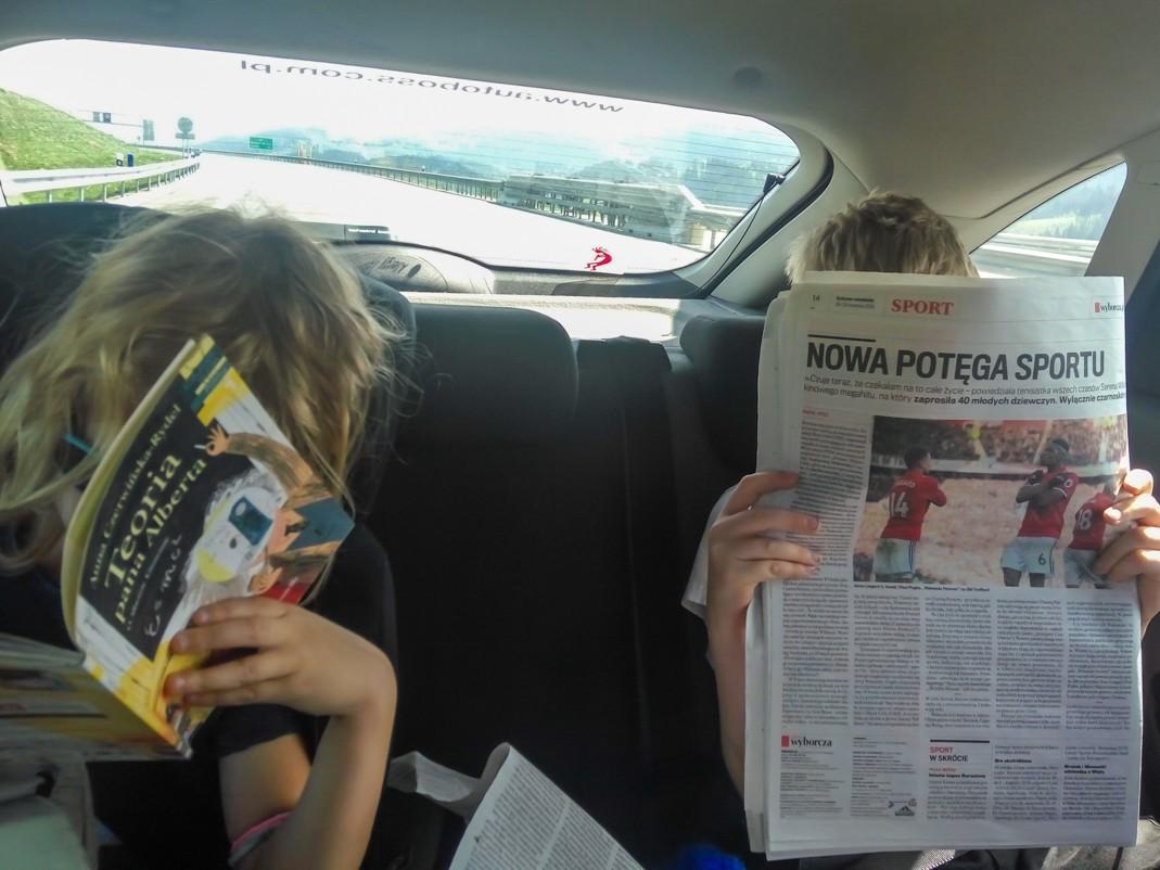 Samochodem do Chorwacji. Jak zająć dzieci