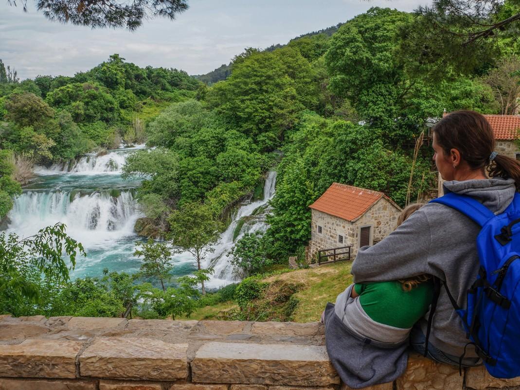 Park Narodowy Krka. Wodospad Skradinski Buk