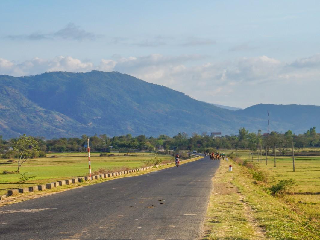 drogi w Wietnamie