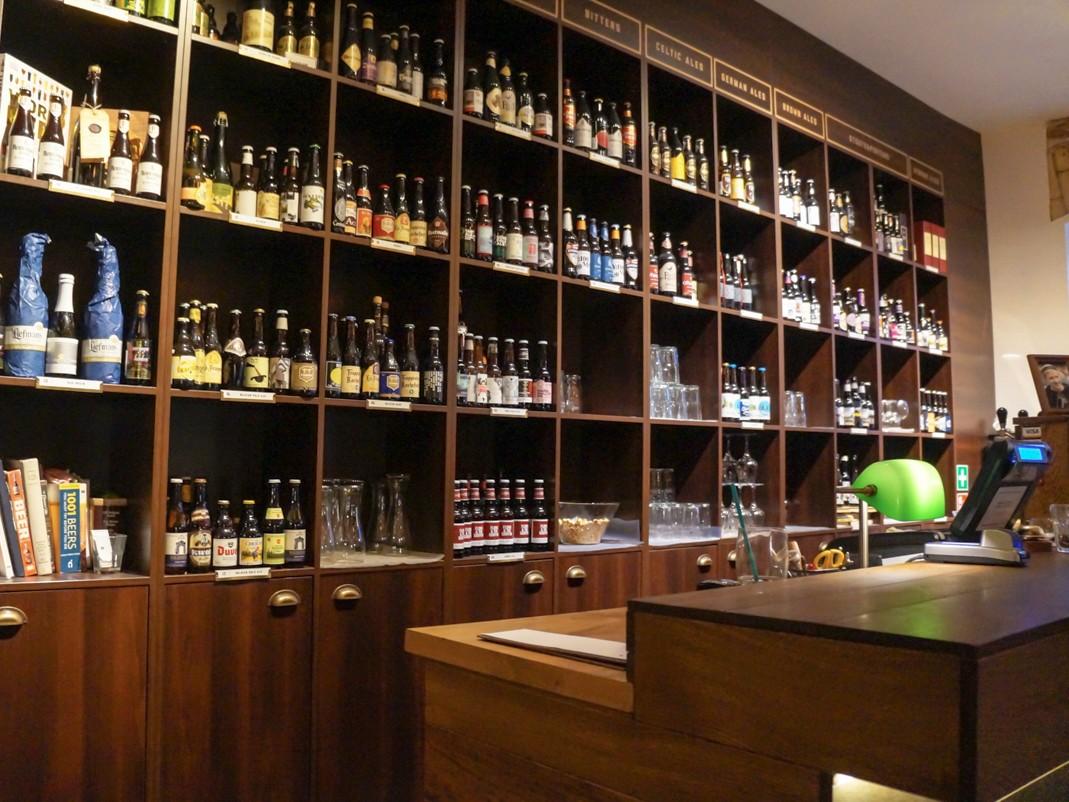 Alaus Biblioteka. Gdzie na piwo w Wilnie. Przewodnik po wileńskich barach