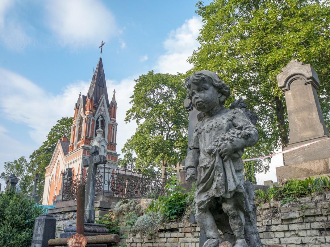 Cmentarz na Rossie, wilno na weekend, co zobaczyć w Wilnie, atrakcje wilno