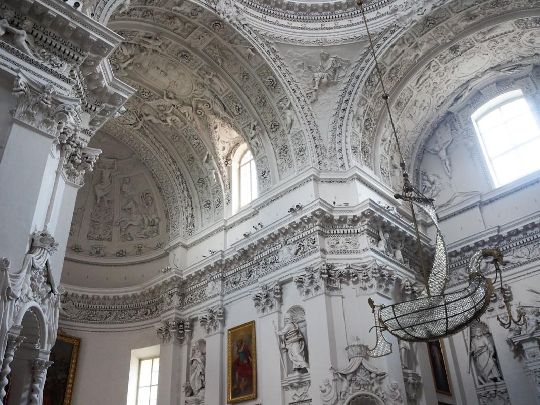 Atrakcje Wilna. Co zobaczyć w Wilnie. Kościół św. Piotra i Pawła