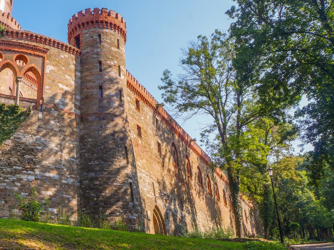 Kamieniec Ząbkowicki. Pałac Marianny Orańskiej