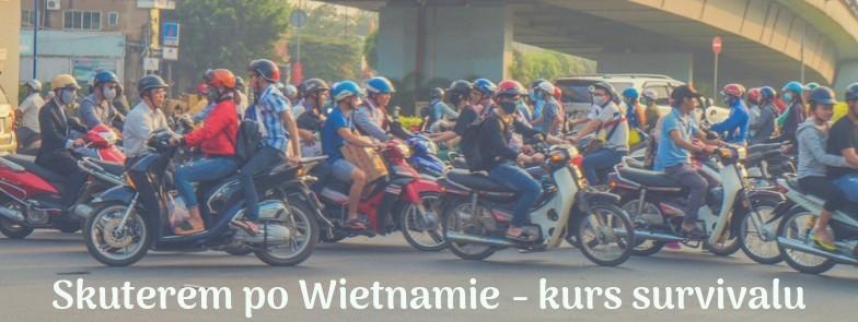 Skuterem po Wietnamie. Przewodnik