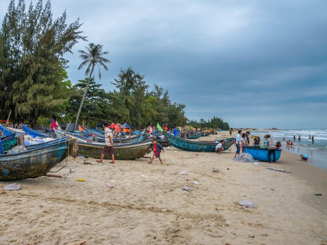 Z Sajgonu nad morze: plaża Ho Tram i gorące źródła Binh Chau