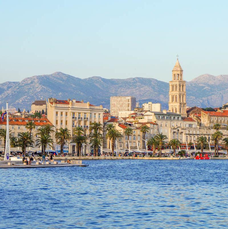 Split. Miasto, które wyrosło z pałacu