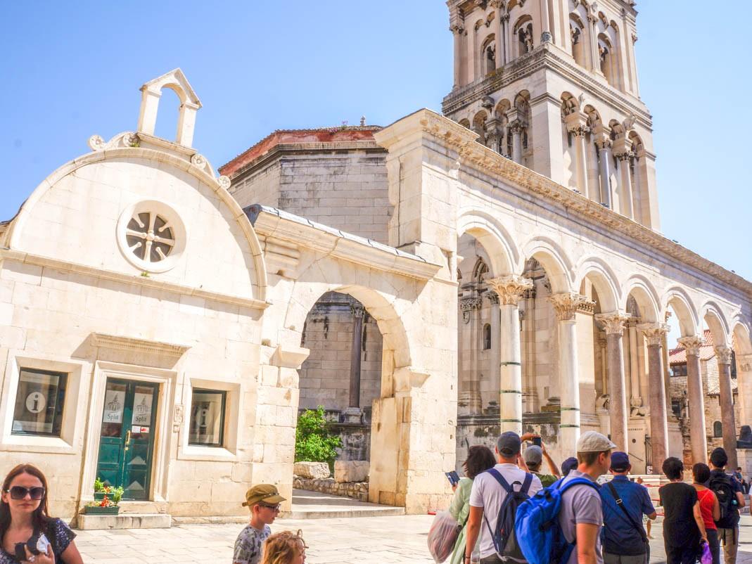 Split. Informacja Turystyczna